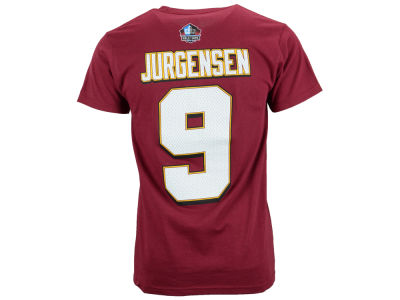 Washington Redskins Sonny Jurgensen NFL Men's Hall Of Fame Eligible Receiver II T-Shirt