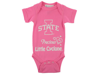 Iowa State Cyclones NCAA Newborn Precious Little Onsie