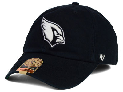 Arizona Cardinals '47 NFL Black White '47 FRANCHISE Cap