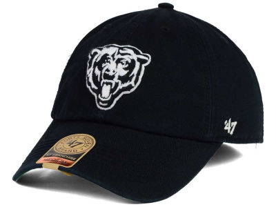 Chicago Bears '47 NFL Black White '47 FRANCHISE Cap