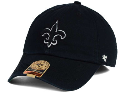 New Orleans Saints '47 NFL Black White '47 FRANCHISE Cap