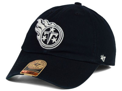 Tennessee Titans '47 NFL Black White '47 FRANCHISE Cap