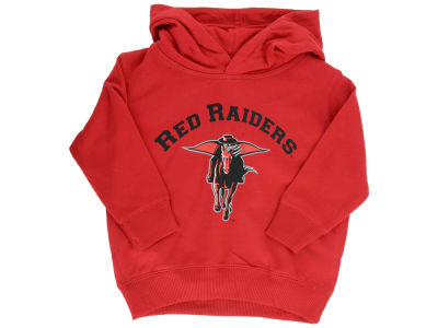 Texas Tech Red Raiders NCAA Toddler Arch Wordmark Hoodie
