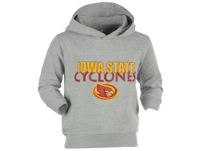Iowa State Cyclones NCAA Toddler Girls Mascot Hoodie