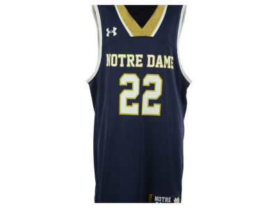Notre Dame Fighting Irish NCAA Youth Replica Basketball Master Jersey
