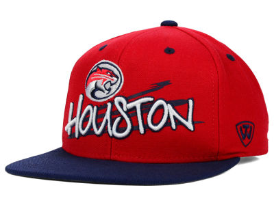 Houston Cougars Top of the World NCAA Youth Hot Streak Snapback Cap