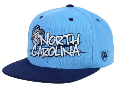 North Carolina Tar Heels Top of the World NCAA Youth Hot Streak Snapback Cap