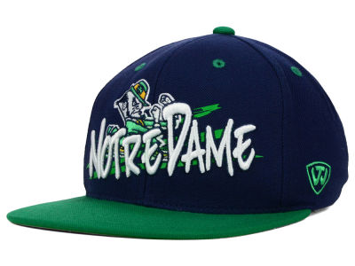 Notre Dame Fighting Irish Top of the World NCAA Youth Hot Streak Snapback Cap