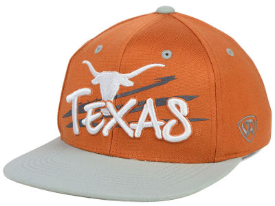 Texas Longhorns Top of the World NCAA Youth Hot Streak Snapback Cap