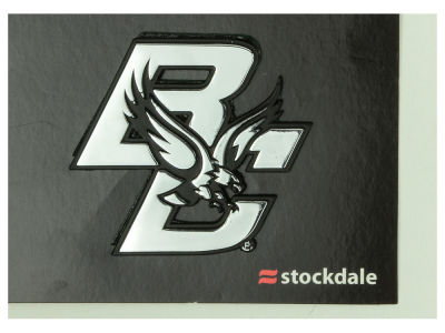 Boston College Eagles Metal Auto Emblem