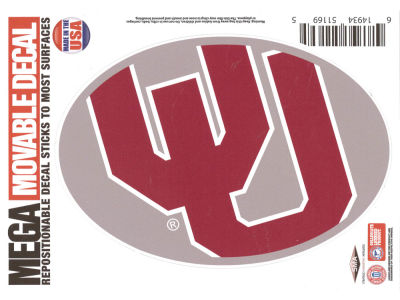 Oklahoma Sooners Moveable 5x7 Decal