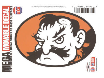 Oklahoma State Cowboys Moveable 5x7 Decal