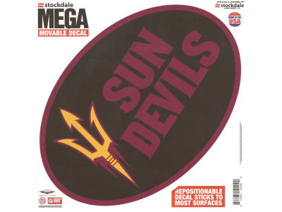 Arizona State Sun Devils Moveable 12x12 Decal