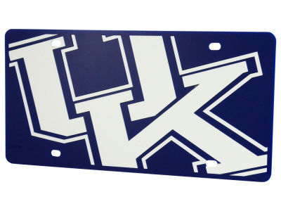 Kentucky Wildcats Mega License Plate