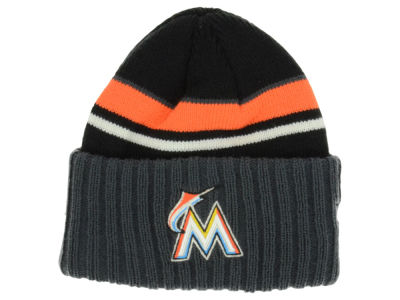 Miami Marlins New Era MLB Prep Class Knit