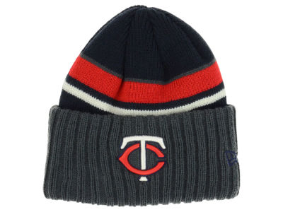 Minnesota Twins New Era MLB Prep Class Knit