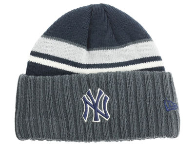 New York Yankees New Era MLB Prep Class Knit