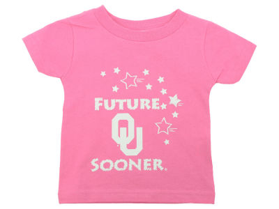 Oklahoma Sooners NCAA Infant Future T-Shirt