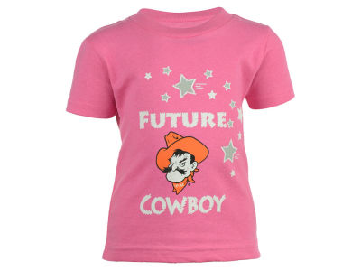Oklahoma State Cowboys NCAA Infant Future T-Shirt