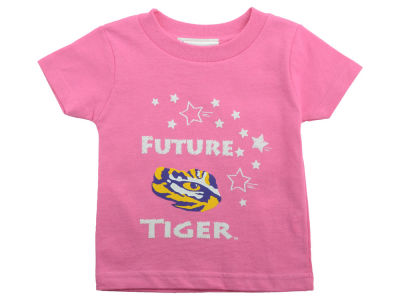 LSU Tigers NCAA Infant Future T-Shirt