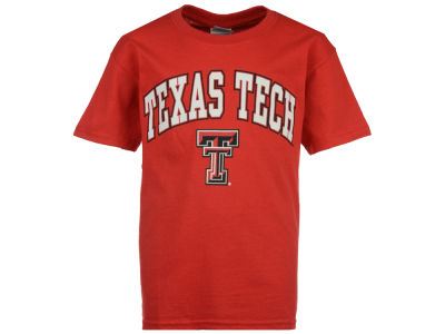 Texas Tech Red Raiders NCAA Youth Arch Mascot Hoodie