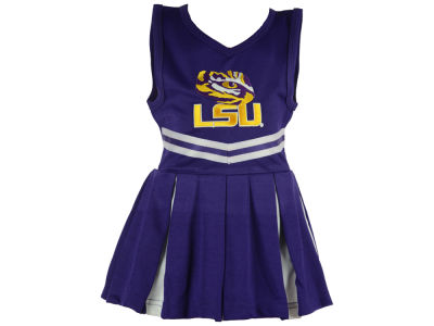 LSU Tigers NCAA Infant Cheer Dress