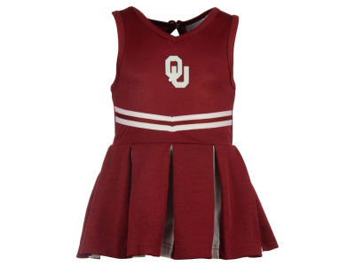 Oklahoma Sooners NCAA Infant Cheer Dress