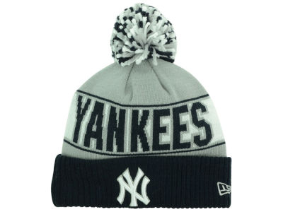 New York Yankees New Era MLB Rep Your Team Pom Knit