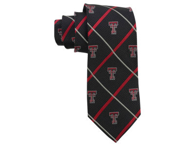 Texas Tech Red Raiders Silver Line Necktie