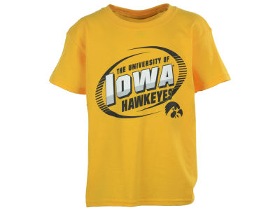 Iowa Hawkeyes NCAA Youth Collide T-Shirt