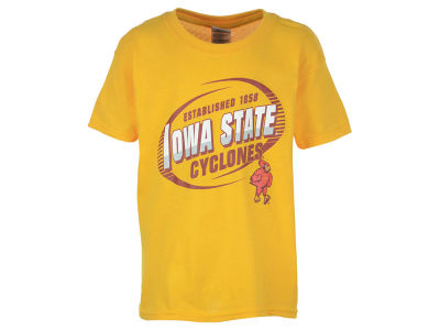 Iowa State Cyclones NCAA Youth Collide T-Shirt