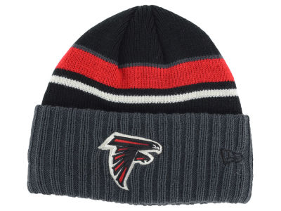 Atlanta Falcons New Era NFL Prep Class Knit