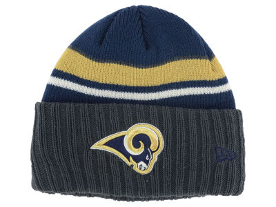 St. Louis Rams New Era NFL Prep Class Knit