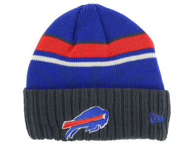 Buffalo Bills New Era NFL Prep Class Knit