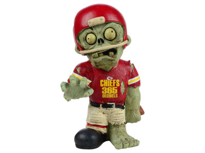 Kansas City Chiefs Zombie Figure