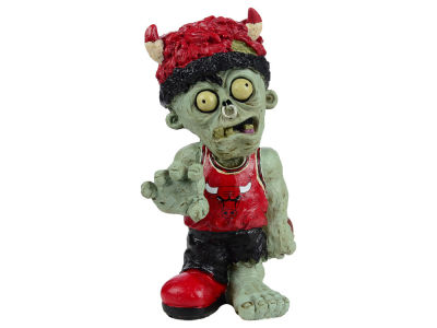 Chicago Bulls Zombie Figure