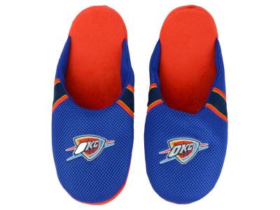 Oklahoma City Thunder Jersey Slippers