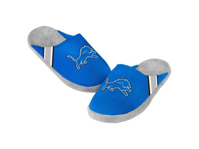 Detroit Lions Youth Jersey Slippers