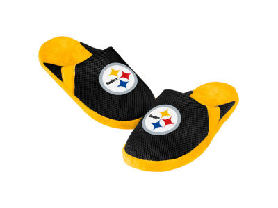 Pittsburgh Steelers Youth Jersey Slippers