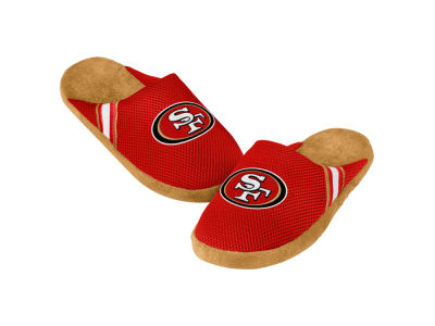 San Francisco 49ers Youth Jersey Slippers