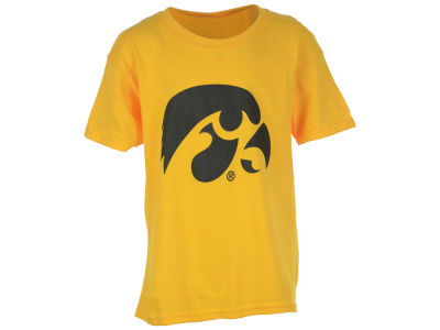 Iowa Hawkeyes NCAA Youth Big Logo Hood