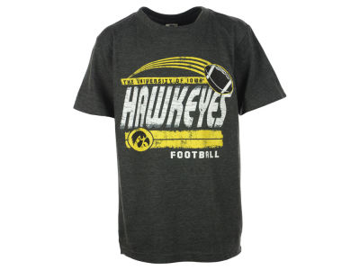 Iowa Hawkeyes NCAA Youth Football Recruit T-Shirt
