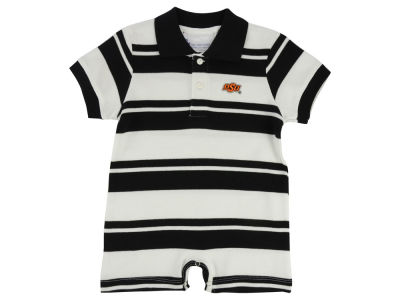 Oklahoma State Cowboys NCAA Infant Rugby Romper