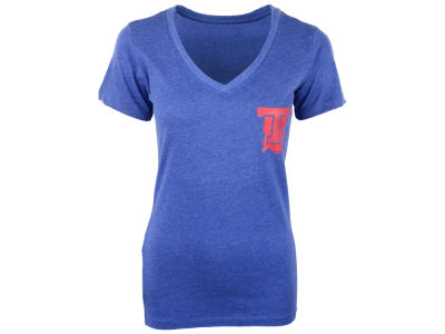 Louisiana Tech Bulldogs NCAA Womens Bira Vneck T-Shirt 2014