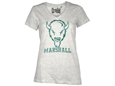 Marshall Thundering Herd NCAA Womens Charlie T-Shirt 2014