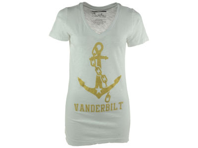 Vanderbilt Commodores NCAA Womens Charlie T-Shirt 2014