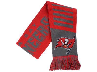 Tampa Bay Buccaneers Knit Scarf Wordmark