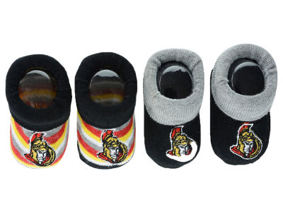 Ottawa Senators Infant Slippers