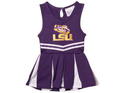 LSU Tigers NCAA Newborn Cheer Dress
