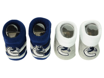 Vancouver Canucks Infant Slippers